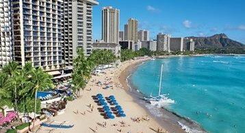 Hoteles en Hawái: los ingresos y las tarifas diarias subieron 'levemente' en 2019