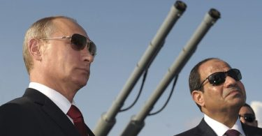 Putin a el-Sisi diskutují o obnovení letů z Ruska do egyptských letovisek
