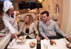 IATA: Нарастващият въздушен трафик, търсенето на качествена храна стимулират растежа на пазара на кетъринг по време на полет