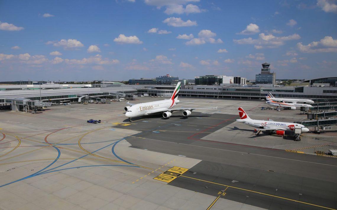 Αεροδρόμιο Václav Havel Πράγα: απευθείας συνδέσεις με121 προορισμούς σε 46 χώρες αυτόν τον χειμώνα