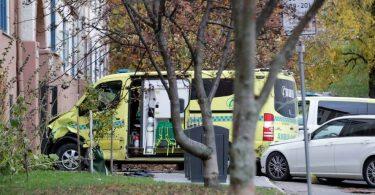 رعب و وحشت در اسلو: پنج نفر به عنوان یک فرد مسلح در بین قوچ های سرقت شده آمبولانس مجروح شدند