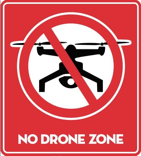FAA: Vezměte mě, ne můj dron, na míčovou hru!