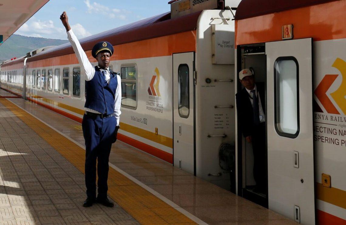 Keniassa avataan 1.5 miljardin dollarin rautatiehanke, jonka Kiina on kokonaan rahoittanut ja rakentanut