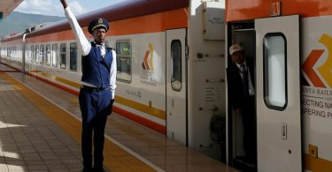 Jernbaneprojekt på 1.5 mia. $, Der helt finansieres og bygges af Kina, åbner i Kenya