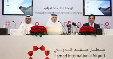 Hamad International Airport targets over 60 million passengers annually