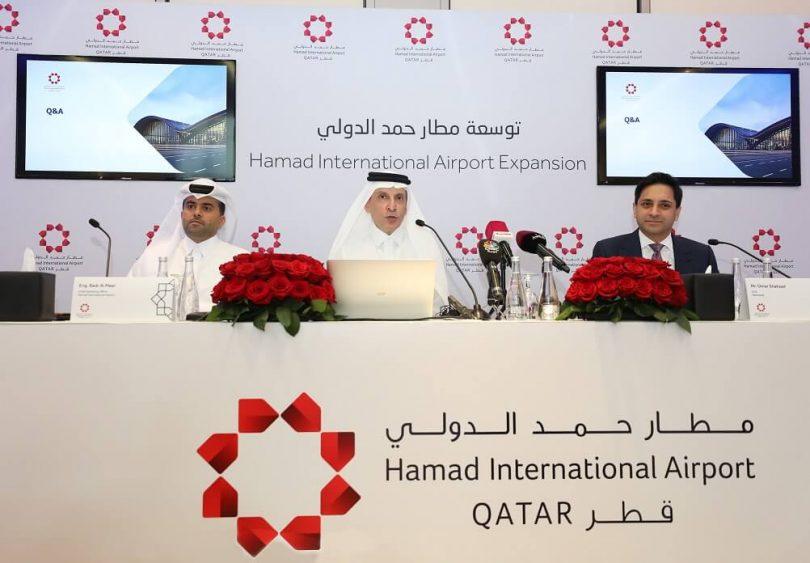 Hamad Internationale Lufthavn retter sig mod over 60 millioner passagerer årligt