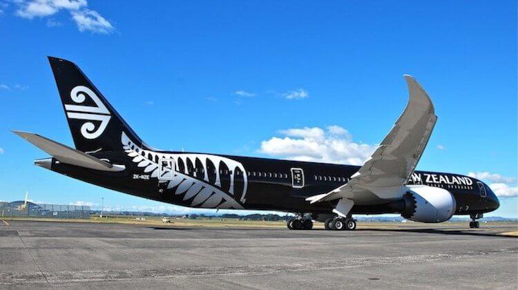 United Airlines- ը և Air New Zealand- ը սկսում են Նյուարք-Օքլենդ անդադար չվերթ