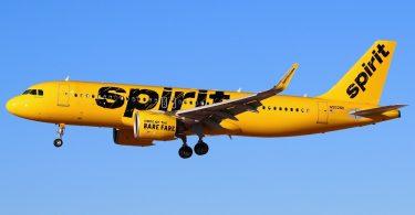 Spirit Airlines hividy fiaramanidina Airbus A100neo Family hatramin'ny 320