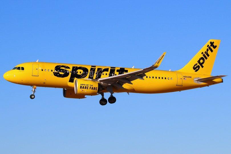 Spirit Airlines koupí až 100 letadel Airbus A320neo Family