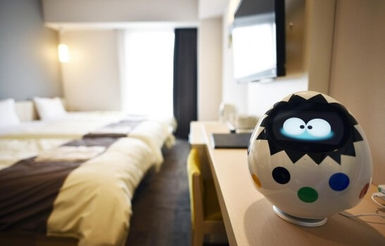 Will Japan's 'Weird Hotel' turn into giant peep show?