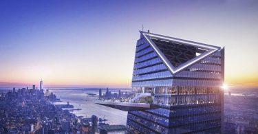 Հաջորդ տարի Նյու Յորք քաղաքում բացվում է Արևմտյան կիսագնդի բացօթյա դիտման ամենաբարձր տախտակամածը