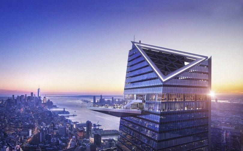 بالاترین سطح مشاهده فضای باز نیمکره غربی در سال آینده در شهر نیویورک افتتاح می شود