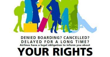 گروه حقوق مسافران هوایی: مسافران حقوق خود را نمی دانند