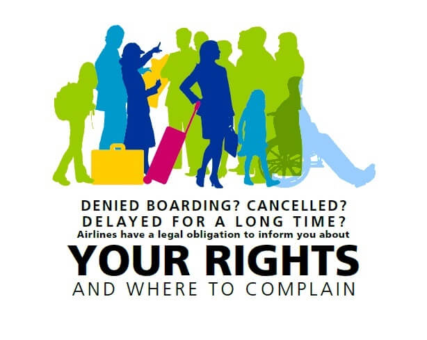 Air passenger rights group: Travelers don't know their rights