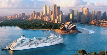 Η βιομηχανία κρουαζιέρας της Αυστραλίας ανοίγει δρόμο για μαζική επέκταση