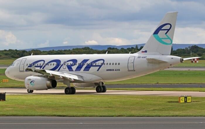 60% ny fahafaha-manao iraisam-pirenena an'i Slovenia dia manjavona miaraka amin'ny fianjeran'ny Adria Airways