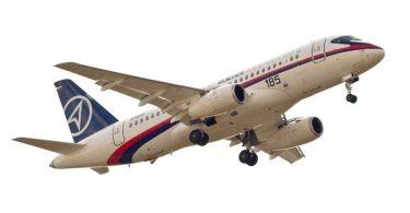 ノルウェーのエアシャトルは、ロシアの不運なスホーイスーパージェットSSJ-100飛行機の購入を拒否しています