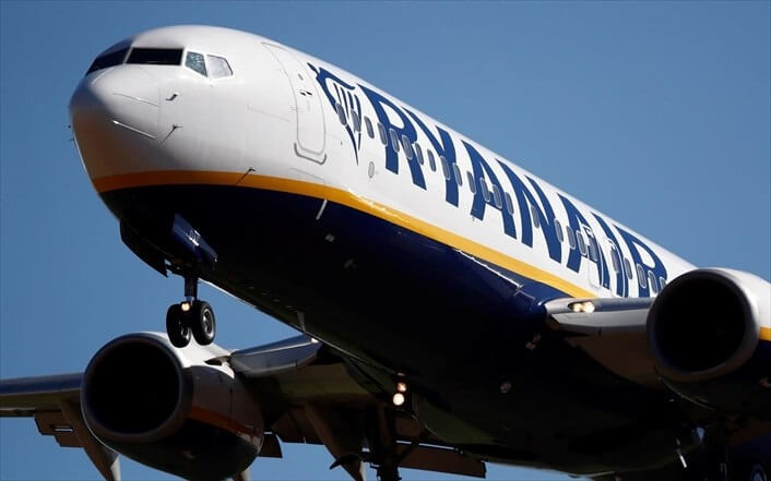 Η Ryanair ανακοινώνει νέα πτήση μεταξύ Τουλούζ, Γαλλίας και Τελ Αβίβ, Ισραήλ