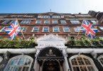 ينتهي الربع الثالث من عام 3 بنهاية عالية لفنادق المملكة المتحدة