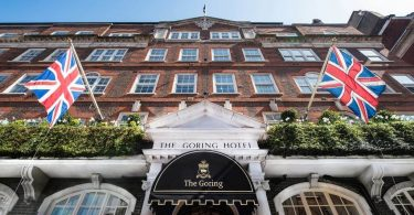 Το τρίτο τρίμηνο του 3 τελειώνει με υψηλή σημείωση για ξενοδοχεία στο Ηνωμένο Βασίλειο