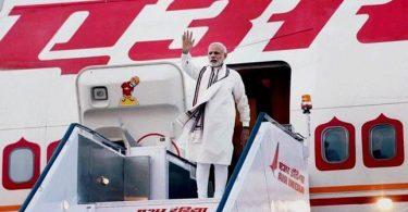 El primer ministro indio negó el uso del espacio aéreo paquistaní