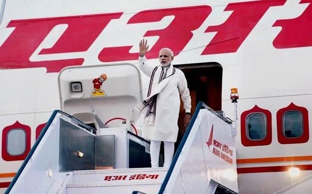Perdana Menteri India menafikan penggunaan ruang udara Pakistan