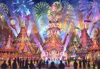 El primer parque temático del carnaval tailandés del mundo abre en Phuket