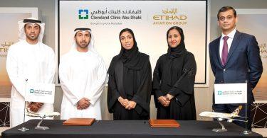 Etihad Airways promotes Abu Dhabi medical tourism