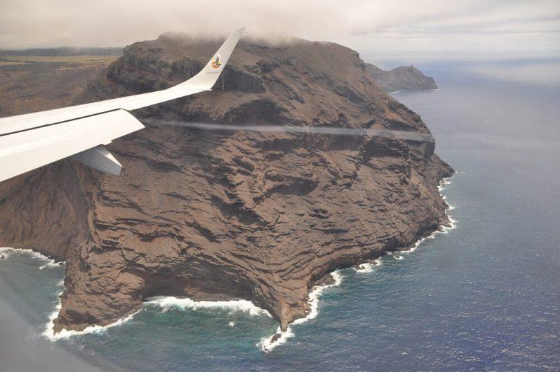 Ny lufttjeneste gør øen St. Helena tilgængelig for flere amerikanske rejsende