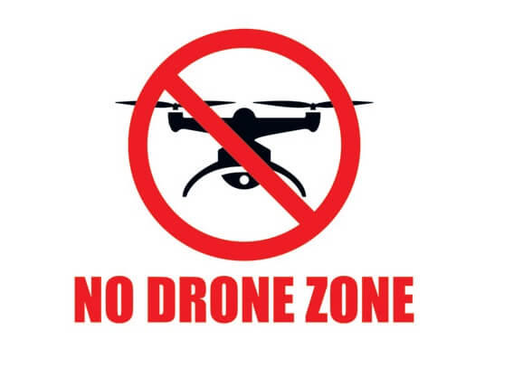 FAA bans drone operations at more federal facilities