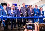 Delta Air Lines åbner første nye sammenkomst ved LaGuardia Lufthavn