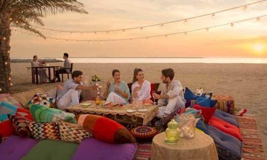"""راس الخیمه: مسافران آمریکایی کشف لذت های """"پایتخت گردشگری خلیج فارس"""""""
