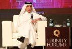 Společnost Qatar Airways Group vítá vedoucí představitele odvětví na Trinity fóru 2019