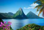 Η Αγία Λουκία σημειώνει τη μεγαλύτερη αύξηση των αφίξεων επισκεπτών μέχρι σήμερα τον Σεπτέμβριο