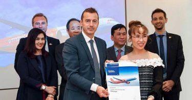 ویت ویت جت 20 ایرباس A321XLR سفارش می دهد