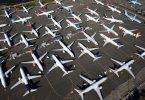 """Над 50 пътнически самолета на Boeing са заземени по целия свят поради """"пукнатини, свързани с крилата"""""""
