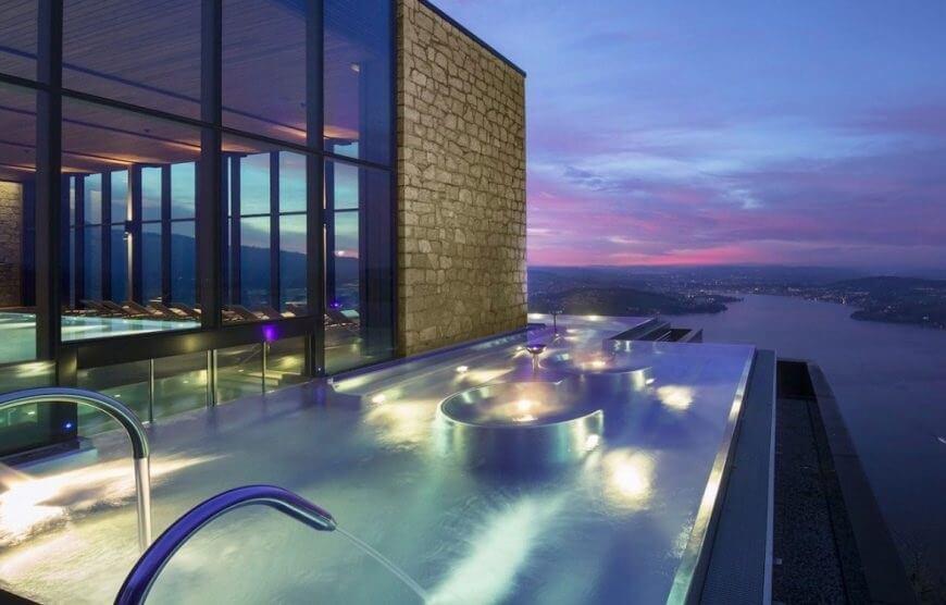 Waldhotel dadi hotel Swiss pertama ing Asosiasi Pariwisata Wellness