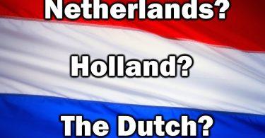 """هلند می خواهد """"هلند"""" بودن را متوقف کند"""