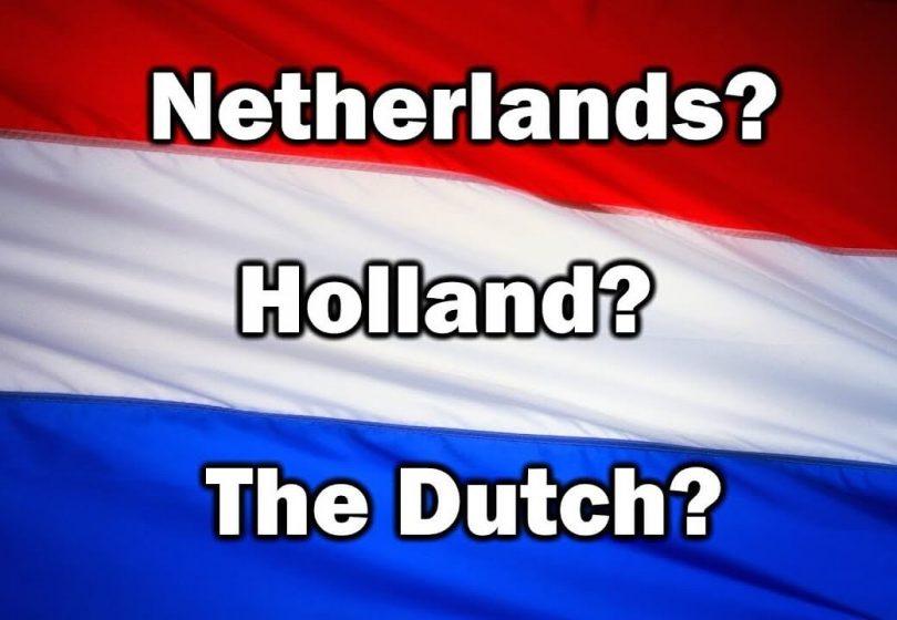 """Nizozemsko chce přestat být """"Holandskem"""""""