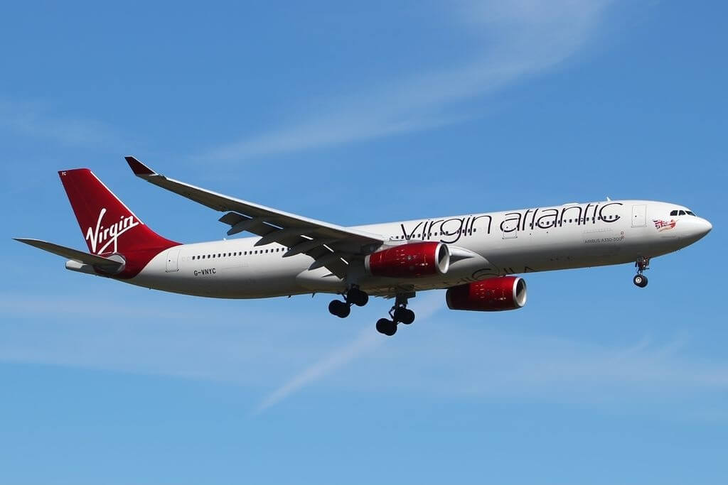 Virgin Atlantic launches Tel Aviv flights from London Heathrow