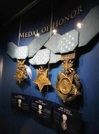 O primeiro Museu Nacional da Medalha de Honra será inaugurado em Arlington, Texas