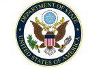 وزارت امور خارجه در سفارت جدید ایالات متحده در ناسائو ، باهاما زمین گیر می شود