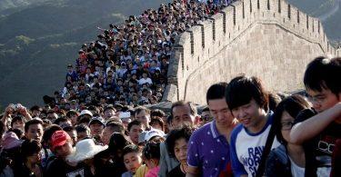 Միայն Չինաստանում. Գրեթե 800 միլիոն ներքին զբոսաշրջային ուղևորություններ Ազգային օրվա տոնի կապակցությամբ