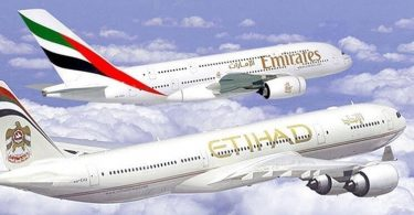 Ilmailun ja matkailun osuus Arabiemiirikuntien taloudesta yli kaksinkertaistuu vuoteen 2040 mennessä
