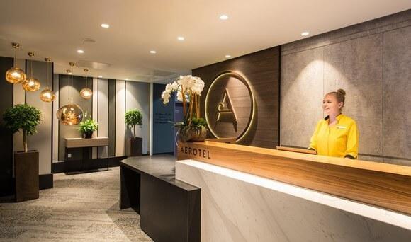 ヒースロー空港ターミナル3に新しいホテルがオープン