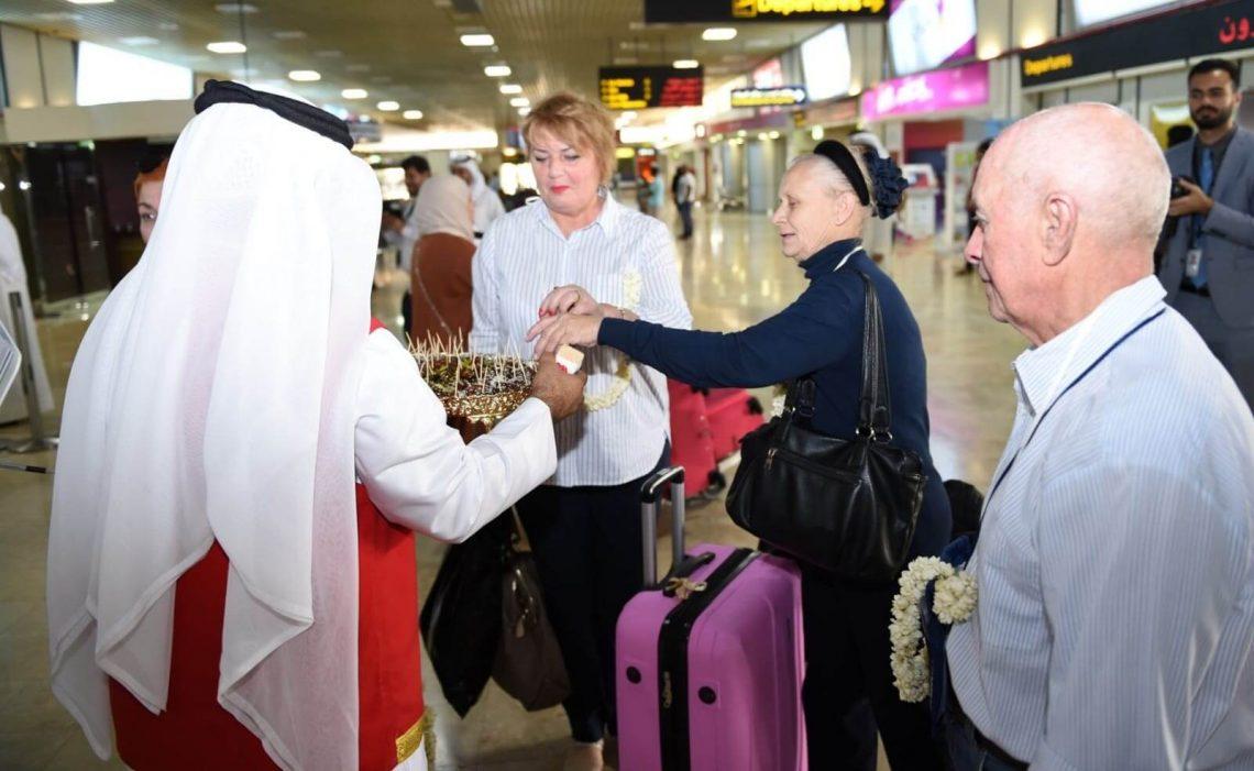 Pariwisata Bahrain nampani resume penerbangan charter saka Rusia