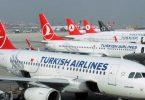 Turkish Airlines: Das Geschäft boomt mit einem Auslastungsgrad von 82.9%