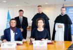 Partnerschaft zwischen den Vereinigten Arabischen Emiraten und der UNESCO: Wiederherstellung historischer Kirchen im Irak