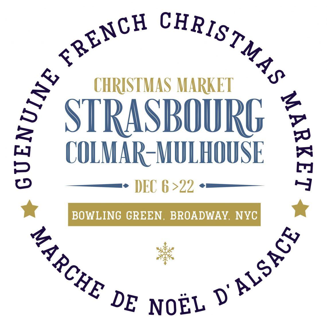 Štrasburg a Alsasko prinesú do New Yorku originálne francúzske vianočné kúzlo