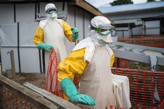 How dangerous is Ebola in Tanzania for visitors?